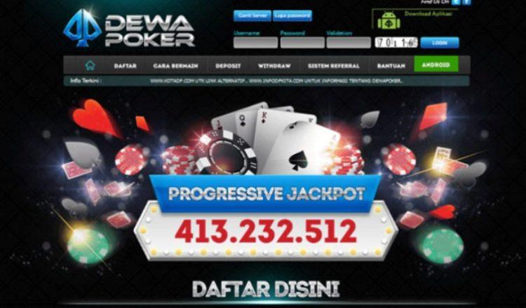 Dewa Poker Online Indonesia